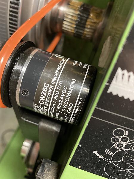 Omron Encoder