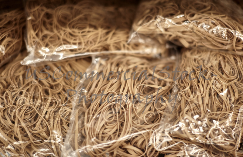 Bags of Rubber Bands