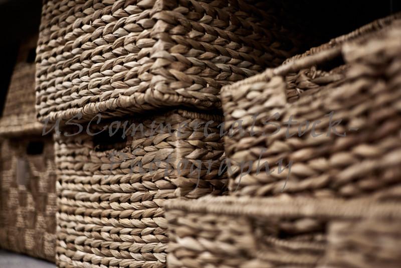 Natural Fiber Storage Baskets