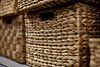 Natural Fiber Storage Baskets