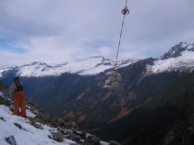 Trail Maintenance 2005-2007 North Cascades NP #2