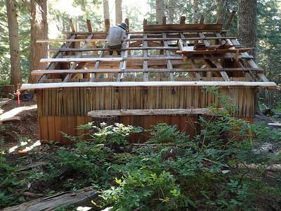 Cedar Shake Roofs 2016 Beaver Pass