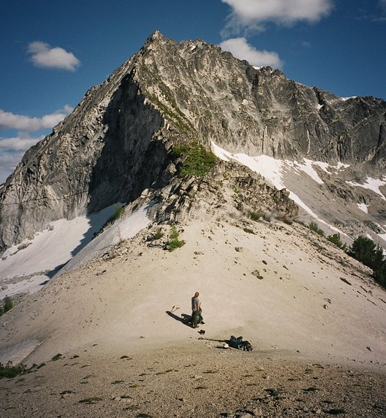 Trail Maintenance 2003-2004 Wenatchee NF