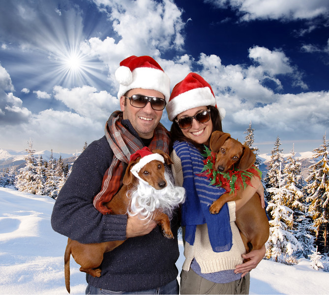 HolidayPhotoBooth Poster
