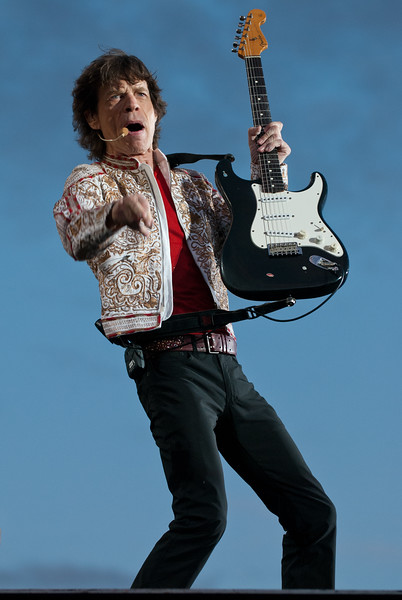 Mick Jagger, Rolling Stones