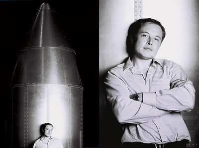 Elon Musk - SpaceX, Tesla