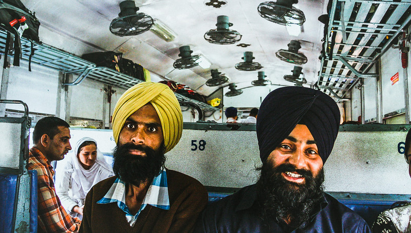Indian Commuters