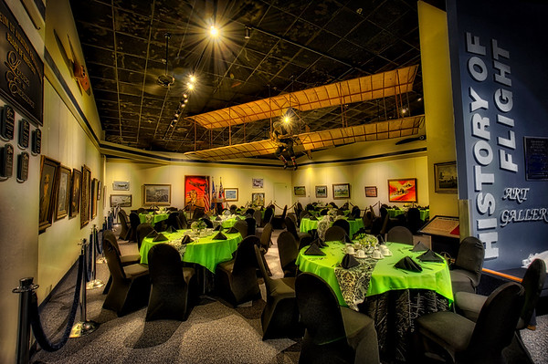 Museum of Aviation Banquet Room