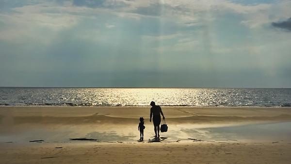 Sandcastle Canvas