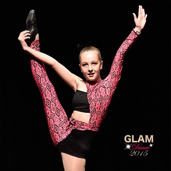 Glam Dance Competition 2015