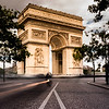 Arc De Triomphe, Paris 2016