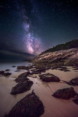 Sand Beach Nights