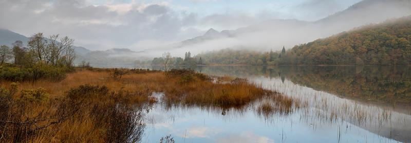 Loch Achray, Dawn