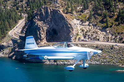 Lake Tahoe Air to Air