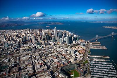 San Francisco North View