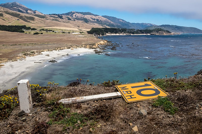 View from Point Sur