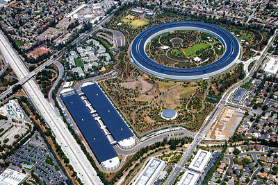 Apple Campus ~ July 2019