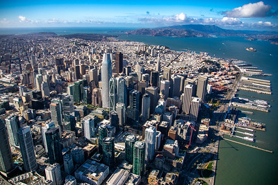 San Francisco, West View