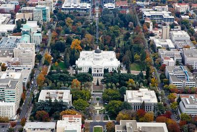 Capitol,  Sacramento 11/18/14