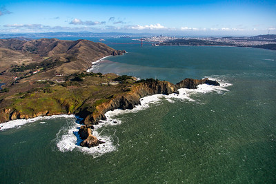 Point Bonita Light House & Golden Gate