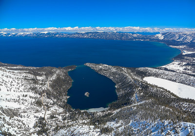 Lake Tahoe ~ Emerald Bay