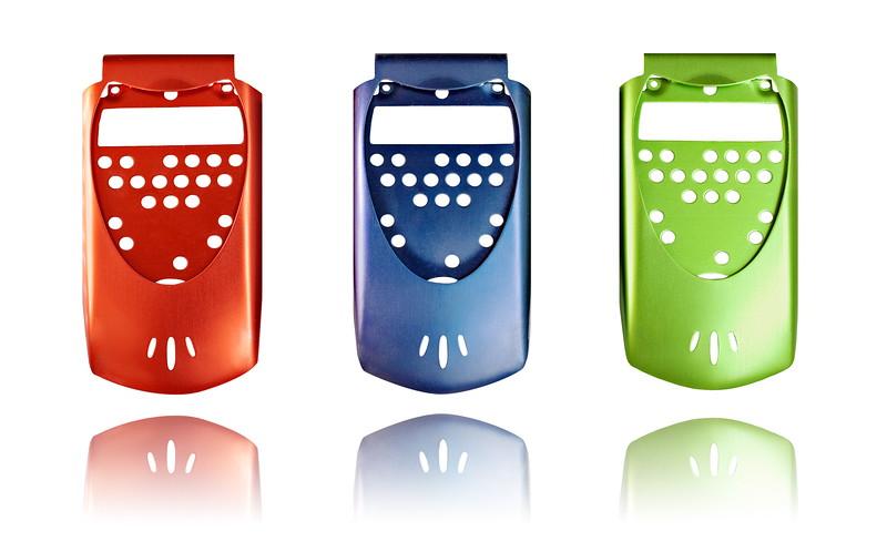 color study – model v60 & v60i phone housings – Motorola