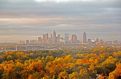 Atlanta from Buckhead
