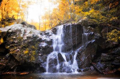 Patapsco State Park Waterfall