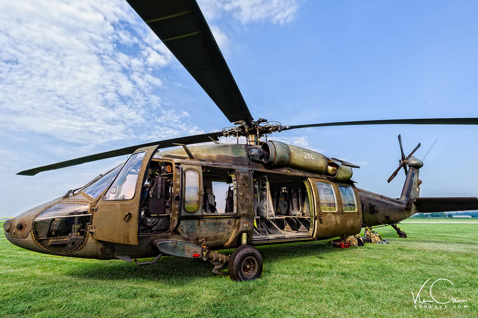 Black Hawk Helicopter