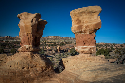 The Devil's Garden in Escalante NRA    Nov 2018