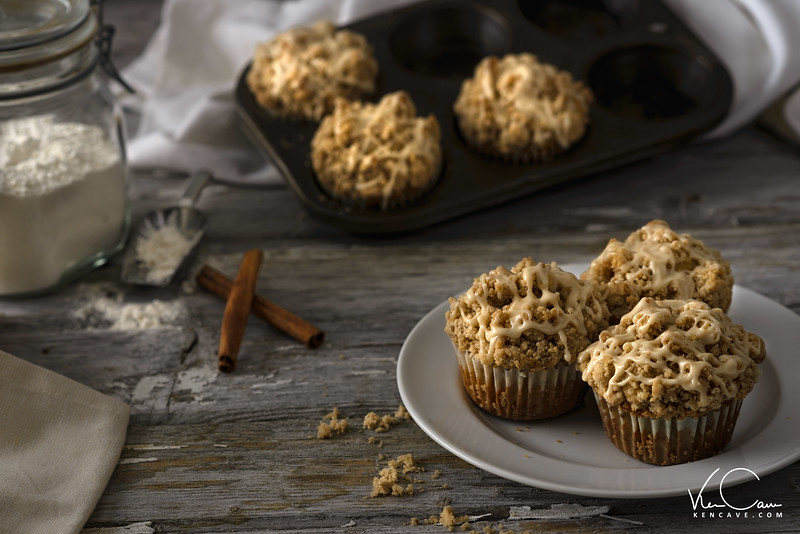 Brakfeat Muffins Place Setting