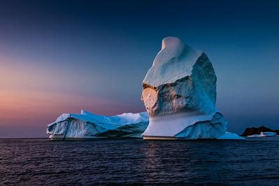 Iceberg , Twillingate