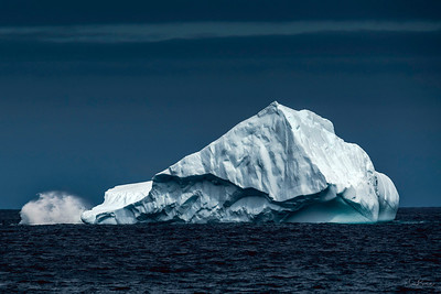 Bacon Cove Iceberg