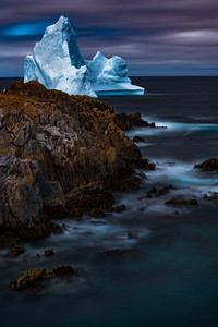 Iceberg, Grates Cove, NL