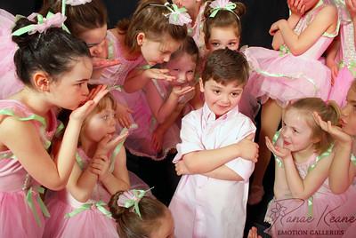 Dance Class Romance