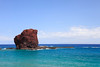 Pu'upehe (Sweetheart Rock) - Lana'i, Hawaii