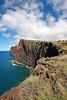 Cliffs at Kaunolu - Lana'i, Hawaii