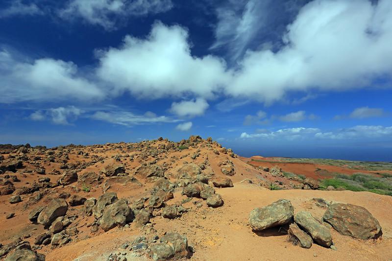 Keahiakawelo (Garden of the Gods) - Lana'i, Hawaii