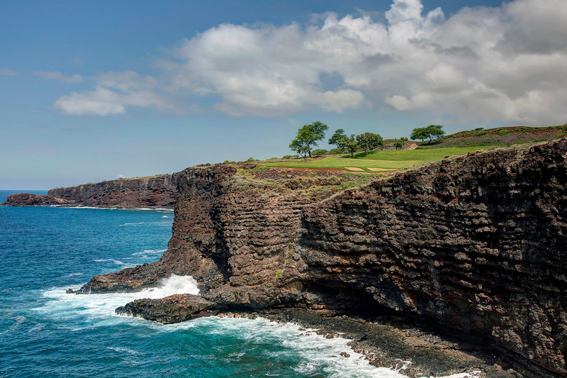 Manele Golf Course - 12th Hole