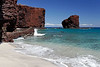 Pu'upehe (Sweetheart Rock) - Lana'i, Hawaii