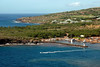 Manele Harbor and Manele Bay Resort - Lana'i, Hawaii