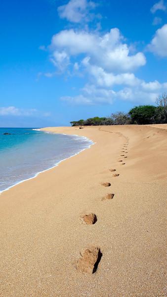 Polihua Beach - Lana'i, Hawaii