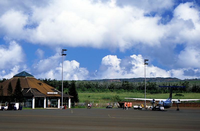 Lana'i City Airport - Lana'i, Hawaii