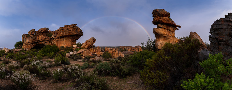 Matjiesrivier Nature Reserve Rainbow  2020