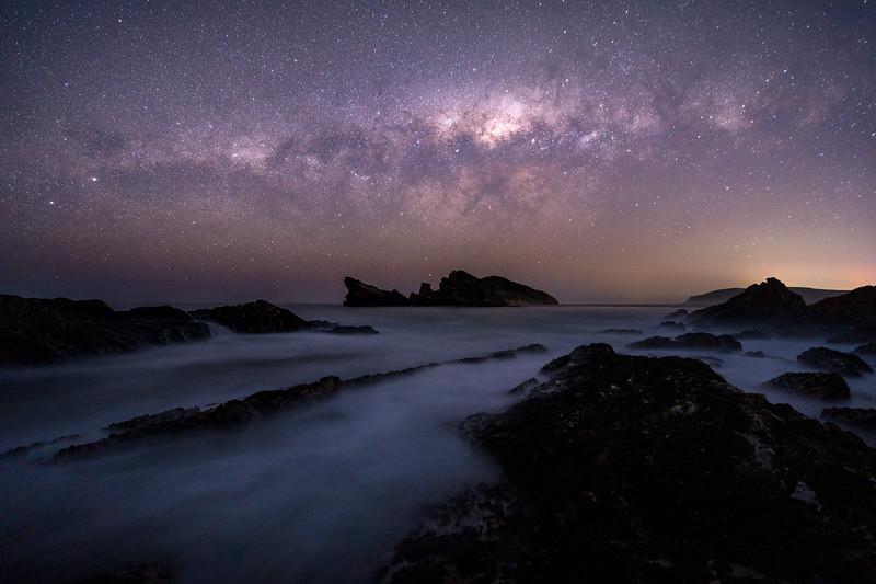 Milky Way, Robberg Nature Reserve, Plettenberg Bay 2020
