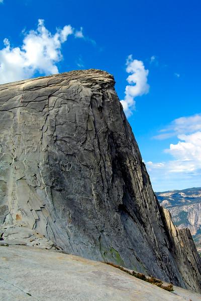 Yosemite - Half Dome Cable Climb