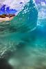 """Wave Images - """"Shorebreak Rollover"""" - Hawaii"""