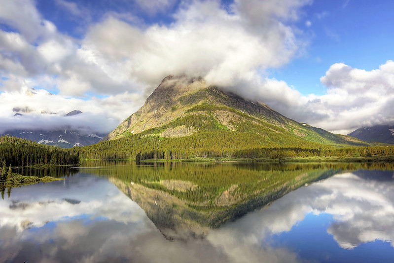 Mount Grinnell - Glacier National Park - Montana