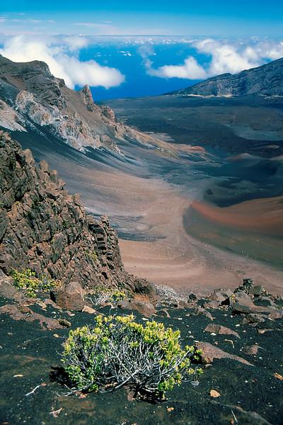 """Haleakala Crater"" (2) - Island of Maui, Hawaii"
