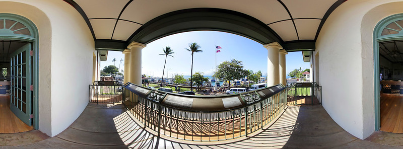 "Old Court House in Lahaina, Maui.   Click on link to view 360 panoramic viewer:  <a href=""http://360pano.org/lahaina1/courthouse.htm"">http://360pano.org/lahaina1/courthouse.htm</a> - Joe West Photography"